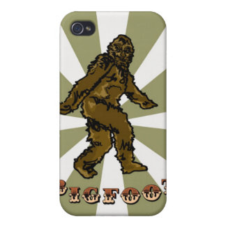Bigfoot iphone case cover for iPhone 4