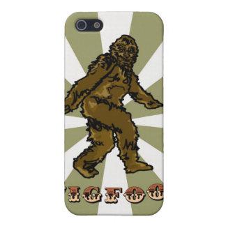 Bigfoot iphone case iPhone 5 cases