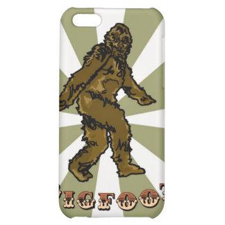 Bigfoot iphone case iPhone 5C case