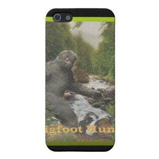 Bigfoot iPod iPhone 5 Funda