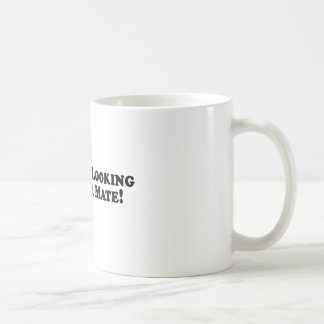 Bigfoot is Looking for a Soul Mate - Basic Coffee Mug