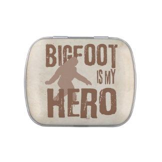 Bigfoot is my Hero Candy Tin