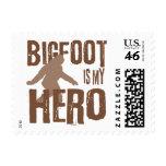 Bigfoot is my Hero Stamp
