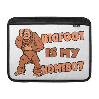 Bigfoot Is My Homeboy Sleeve For MacBook Air