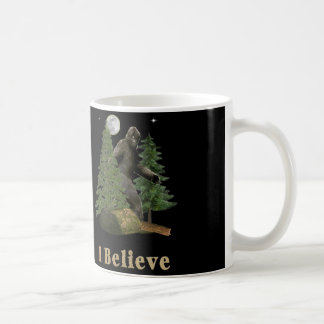 Bigfoot items coffee mug