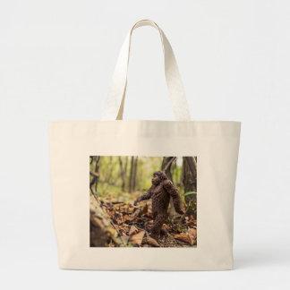 Bigfoot Jumbo Tote Bag