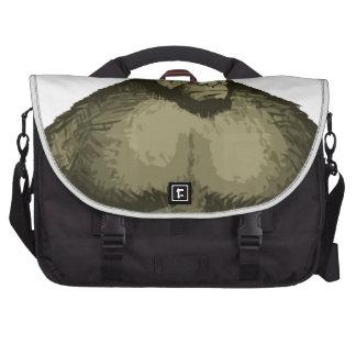 Bigfoot Laptop Messenger Bag