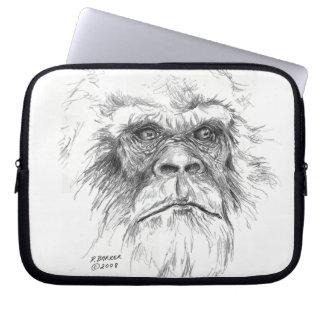 Bigfoot Laptop case Computer Sleeves