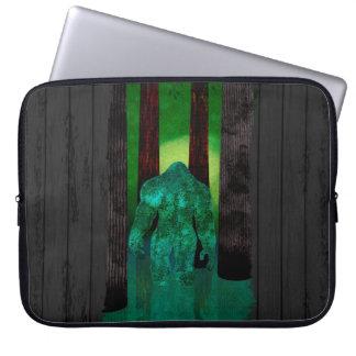 Bigfoot Laptop Sleeve