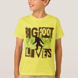 Bigfoot Lives T-Shirt