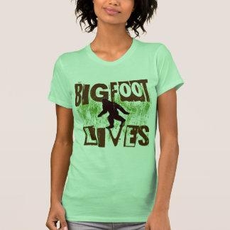 Bigfoot Lives Tshirt