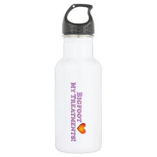 Bigfoot Loves My Treatments - Basic Water Bottle