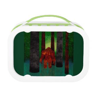 bigfoot lunch box