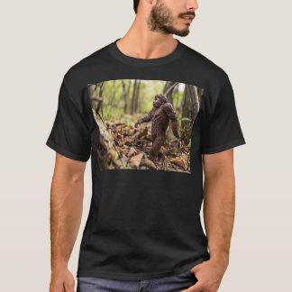 Bigfoot Men's Basic Dark T-Shirt