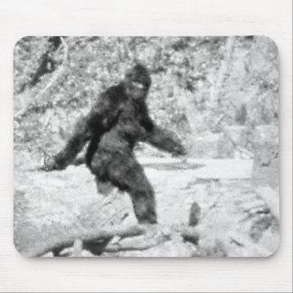 Bigfoot Mouse Pad