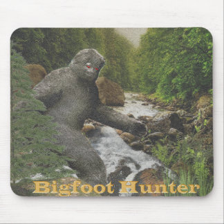 Bigfoot Mousepad Alfombrilla De Raton