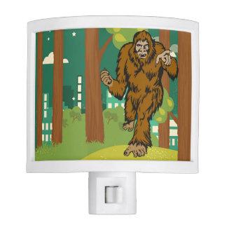 Bigfoot Nightlight