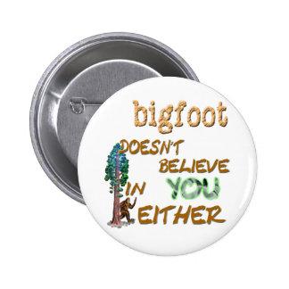 Bigfoot no hace pin redondo de 2 pulgadas