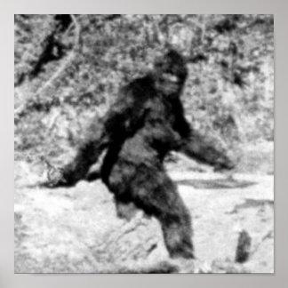 Bigfoot Impresiones