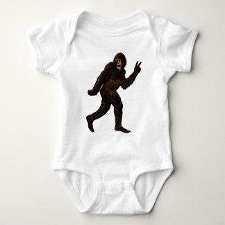 Bigfoot Peace Sign T-shirt