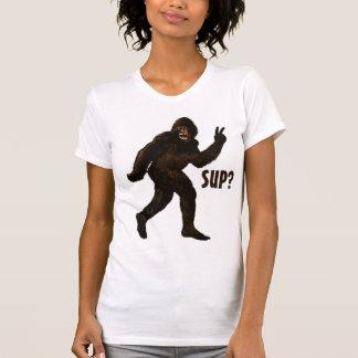 Bigfoot Peace  Sup? T-Shirt