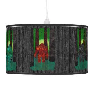 Bigfoot Pendant Lamp
