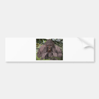 BIGFOOT PHOTOGRAGH BUMPER STICKER