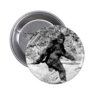 Bigfoot Pin Redondo De 2 Pulgadas