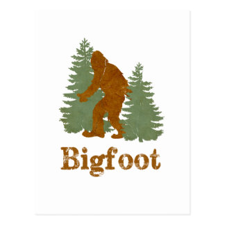 Bigfoot Post Cards