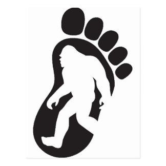 Bigfoot Post Cards