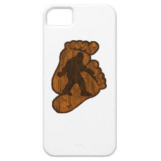 Bigfoot Prints iPhone 5 Cases