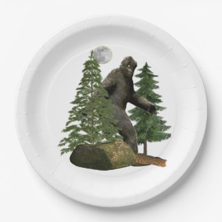 bigfoot products 9 inch paper plate