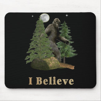 Bigfoot products mouse pad