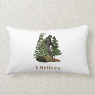 Bigfoot products throw pillows