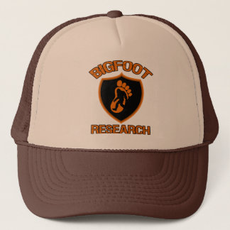 Bigfoot Research Trucker Hat