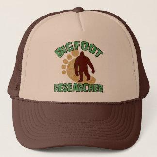 Bigfoot Researcher Trucker Hat