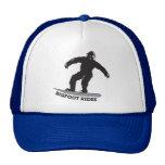 Bigfoot Rides! Trucker Hat