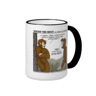 Bigfoot Ringer Mug