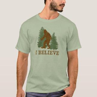 Bigfoot (Sasquatch) I Believe T-Shirt