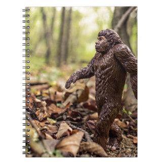 Bigfoot   Sasquatch Notebooks