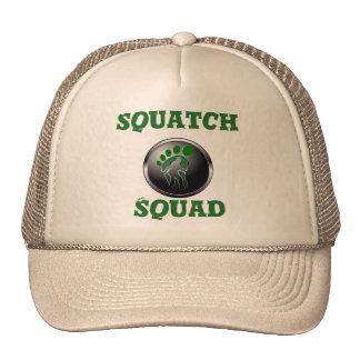 Bigfoot Sasquatch Trucker Hat Squatch Squad