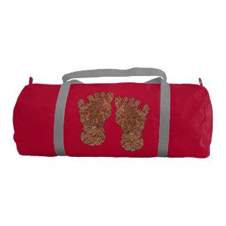 Bigfoot Sasquatch Yeti Cryptid Creature Fun Gym Duffel Bag