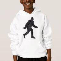 Bigfoot Sasquatch Yetti Hoodie