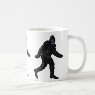 Bigfoot Sasquatch Yetti Mugs