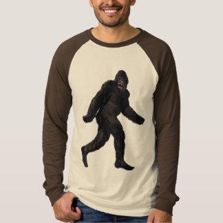 Bigfoot Sasquatch Yetti Playera