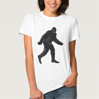 Bigfoot Sasquatch Yetti Playeras