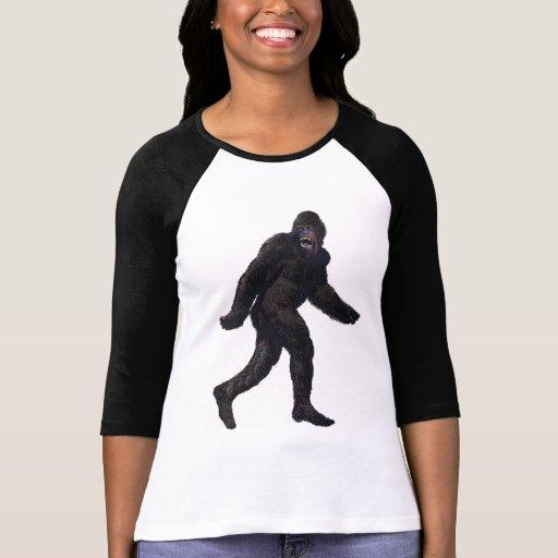 Bigfoot Sasquatch Yetti Tshirt