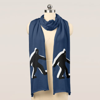 Bigfoot Scarf