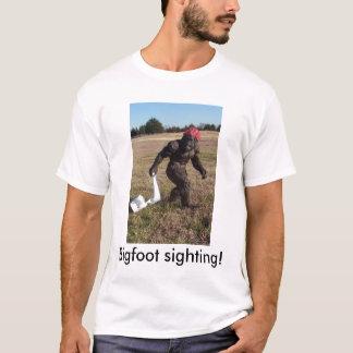 Bigfoot sighting! T-Shirt