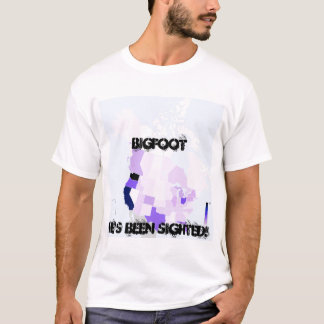Bigfoot_Sightings, BigfootHe's been sited! T-Shirt